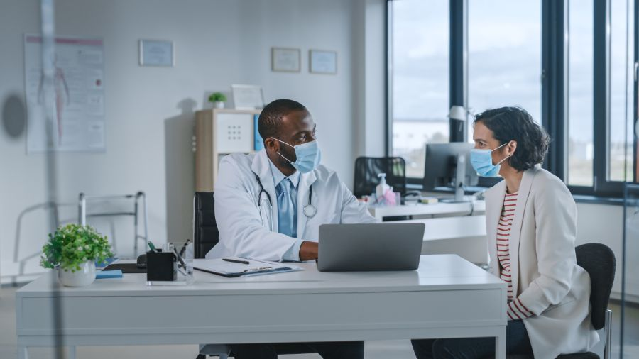 near top-notch doctors and medical services